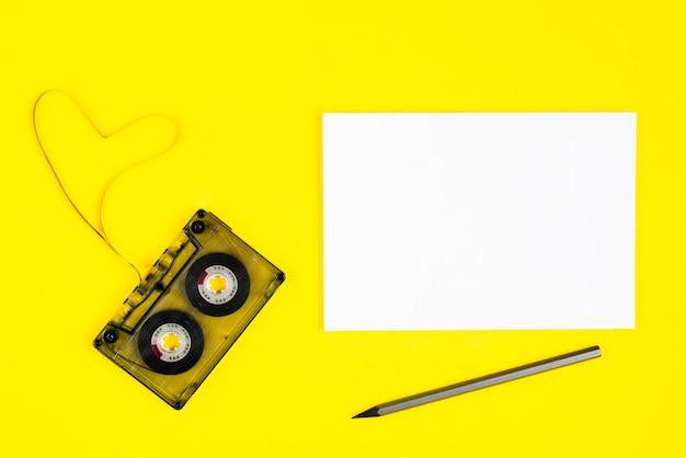 Tapa cassette
