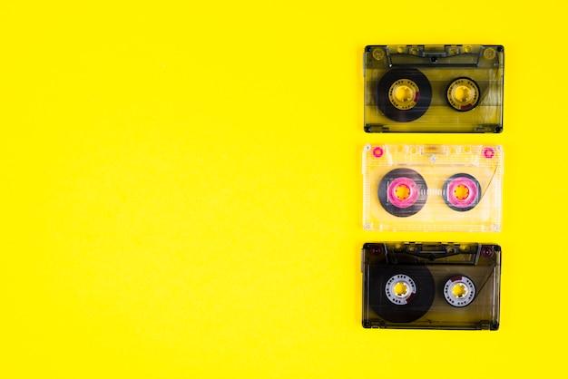 Tapes cassette