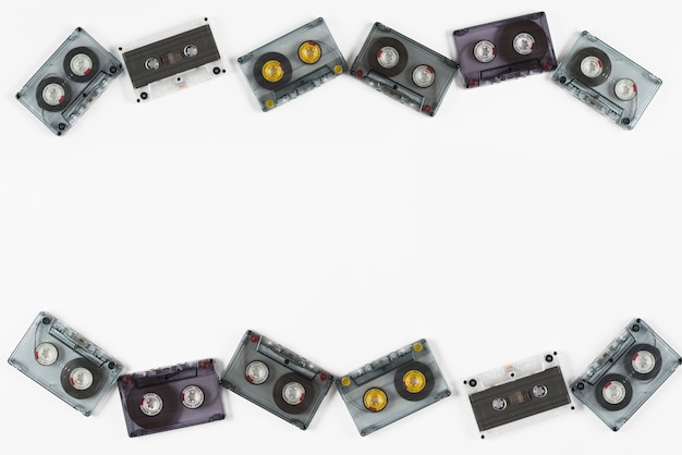 Tapes cassette