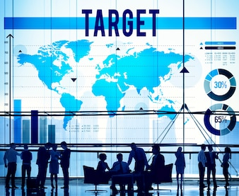 Target Aspiration Goal Mission Success Aim Concept