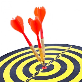 Mira bianco strategia di precisione obiettivo