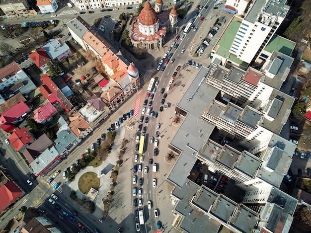 Targu mures city