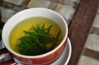 Tarragon tea time