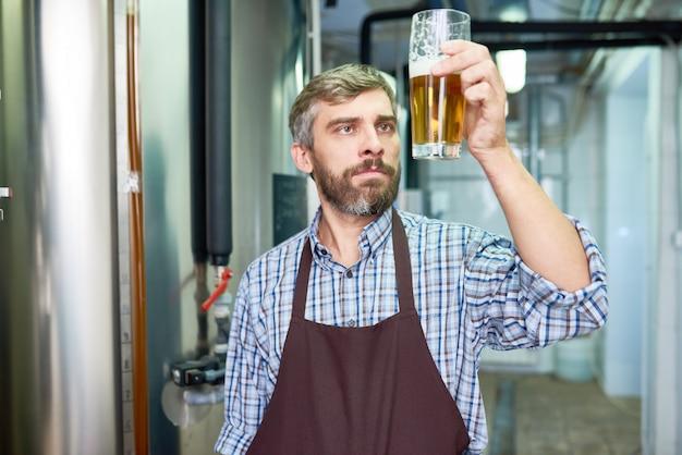 Tasking beer на современной пивоварне