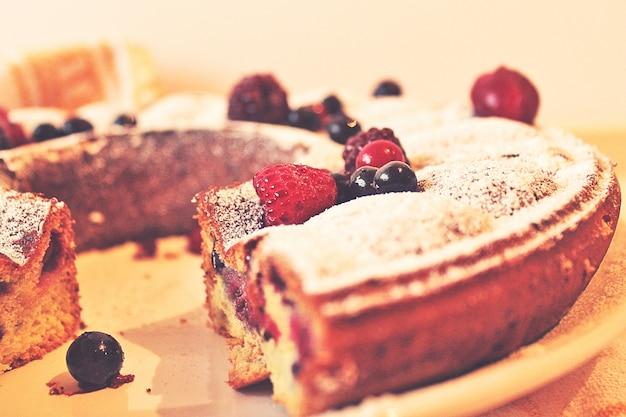 맛있는 딸기 디저트