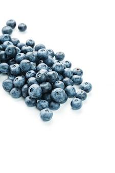 おいしいブルーベリーの果実がちりばめられています