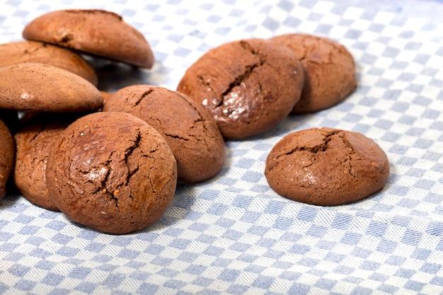 Tasty carob cookies