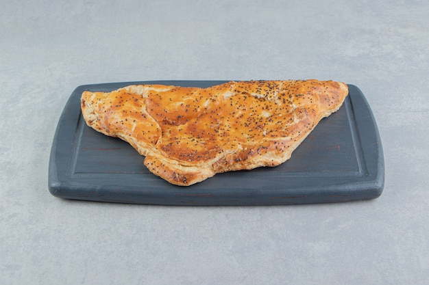 ダークボードのおいしいチーズペストリー。