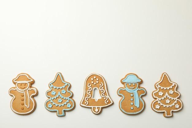 Вкусное рождественское печенье