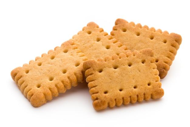 白のおいしいクッキービスケット
