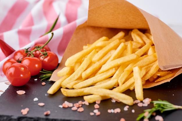 Tasty french fries