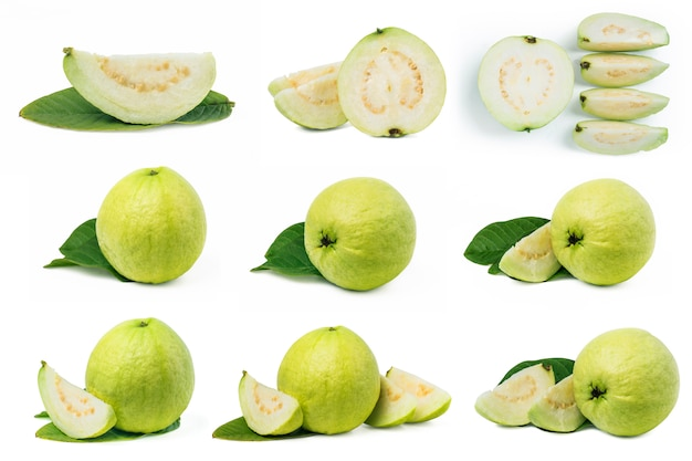 Frutta gustoso in forme diverse
