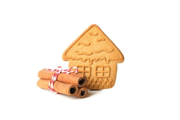 Tasty homemade christmas cookie