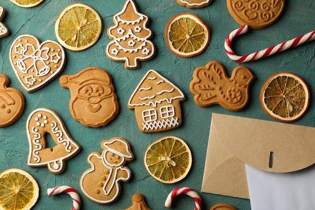 Tasty homemade christmas cookies