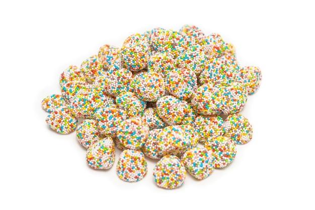 美味しいゼリー菓子上面図