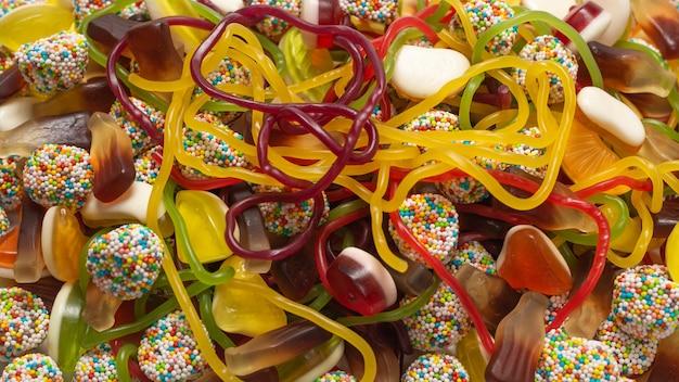美味しいゼリー菓子