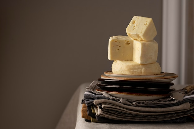 Tasty paneer cheese composition