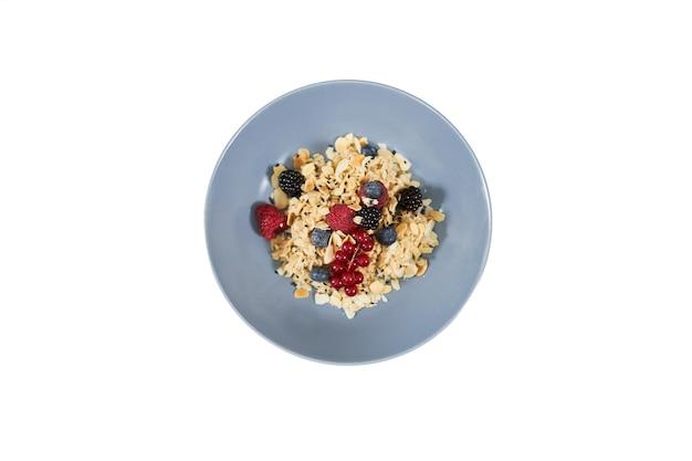 Gustoso porridge per sostenere la figura o per emaciazione