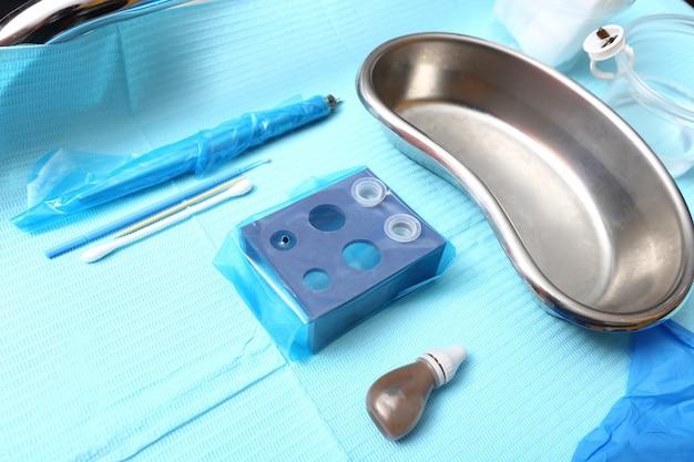 Оборудование инструменты для профессионального косметолога tattoo, brow microblading в листе и гигиеническом полотне