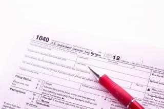 Taxes  deduction