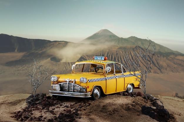 언덕 위의 택시