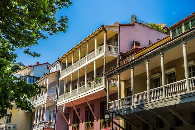 Tbilisi's downtown, georgia