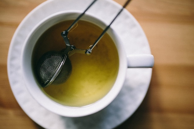 Tea brewer