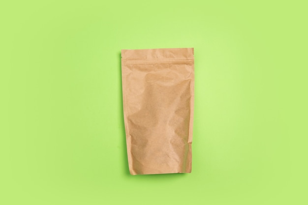 Tea, coffee package. eco-friendly life - organic made recycle things replace polymers, plastics analogues. home style, natural products for recycling and not harmful to the environment and health.