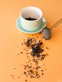 お茶の準備セレモニー。
