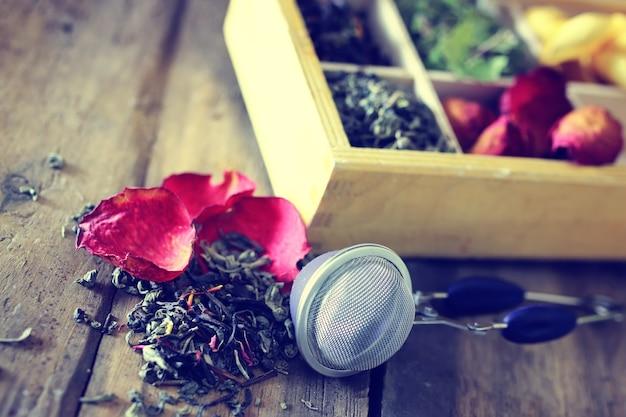Чай деревянная роза зеленая