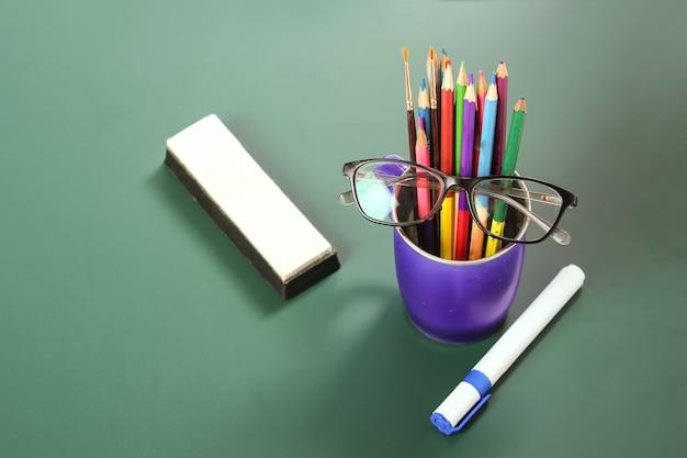 Teacher day concept
