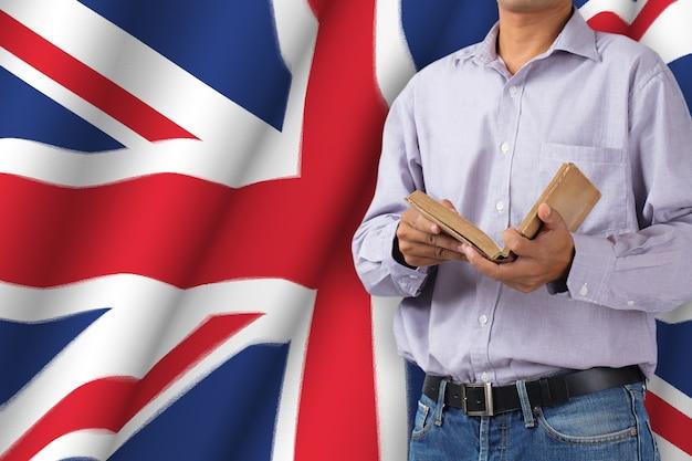 Учитель английского флага