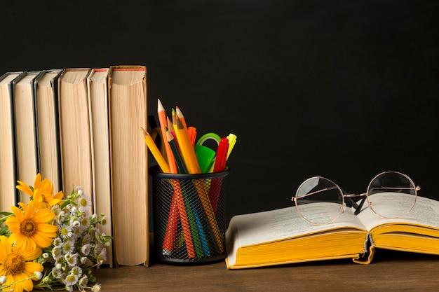 Ассортимент элементов дня учителя