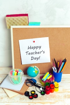 Teacher's day holiday