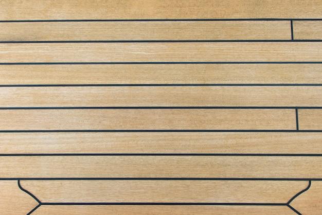 Teak deck background