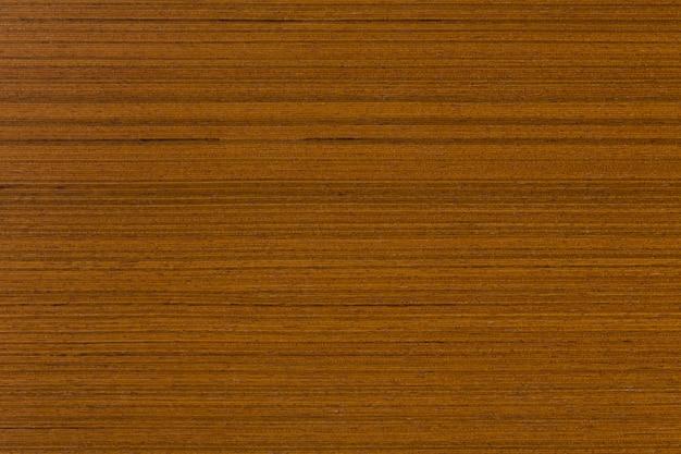 Обшивка из тикового дерева, натуральный деревянный фон на макросе. фотография очень высокого разрешения.