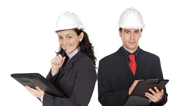Команда архитекторов