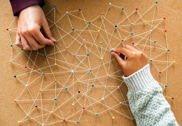 Teamwork networking