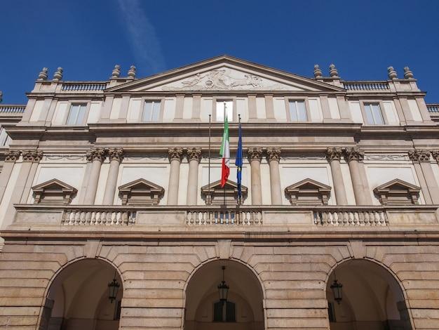 Teatro alla 스칼라 밀라노