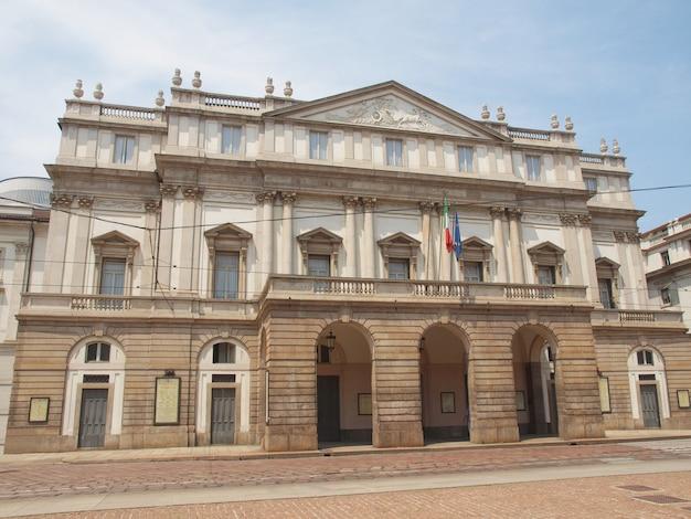 Teatro alla scala, 밀라노