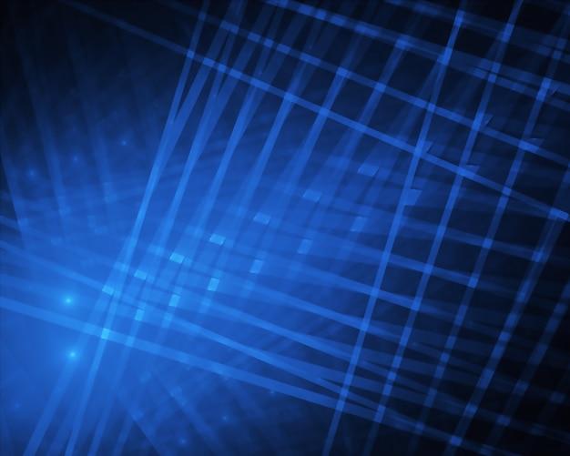 기술 질감 된 배경입니다. 프랙탈 그래픽. 과학 및 기술 개념.
