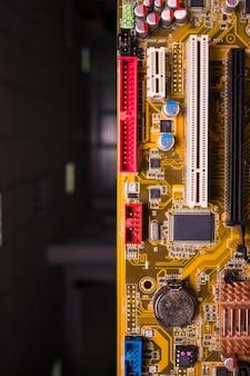 Technology background texture