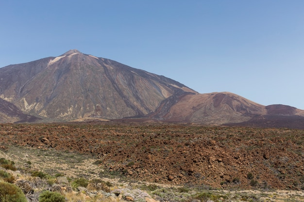 Teide volcano national park, tenerife.