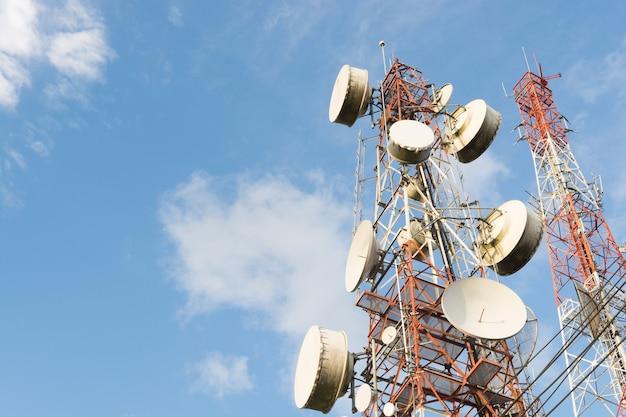 Телекоммуникационные мачты телевизионные антенны беспроводные технологии