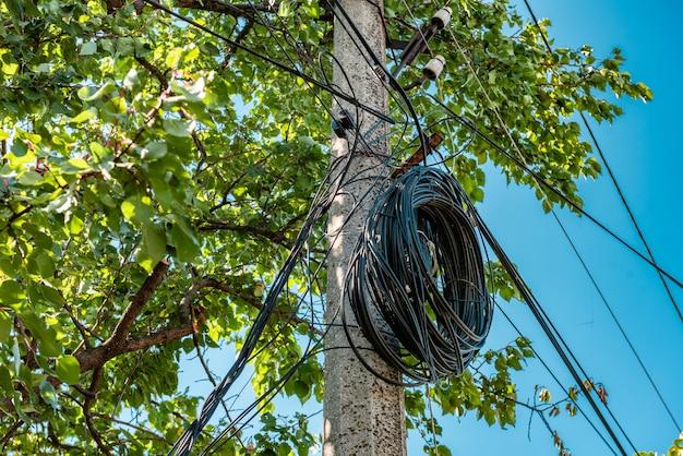 Telecommunications and internet