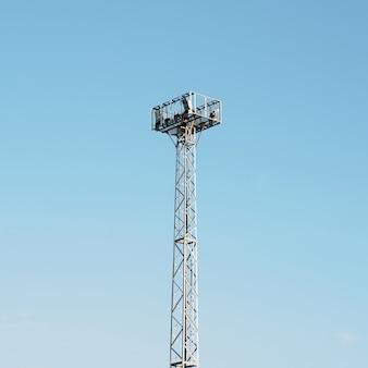 電話交換タワー