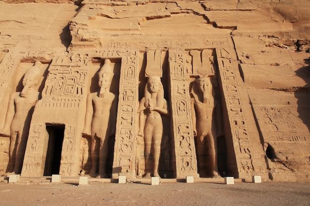 이집트의 사원 아부 심벨