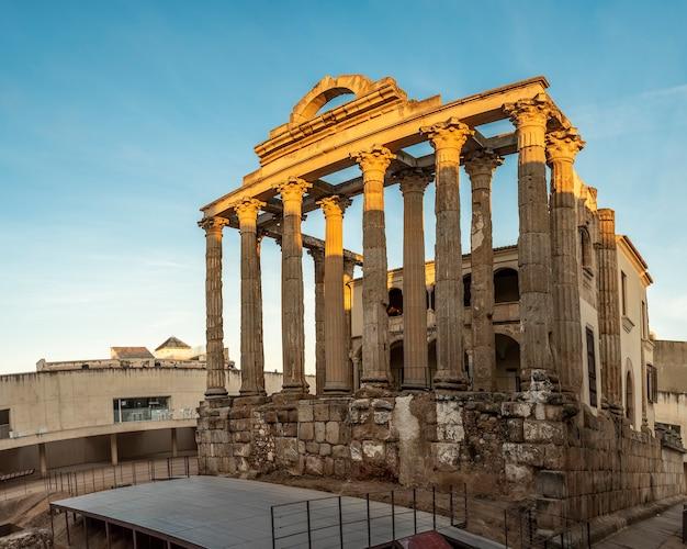 ダイアナ神殿メリダスペイン