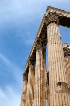 オリンピュアのゼウス神殿