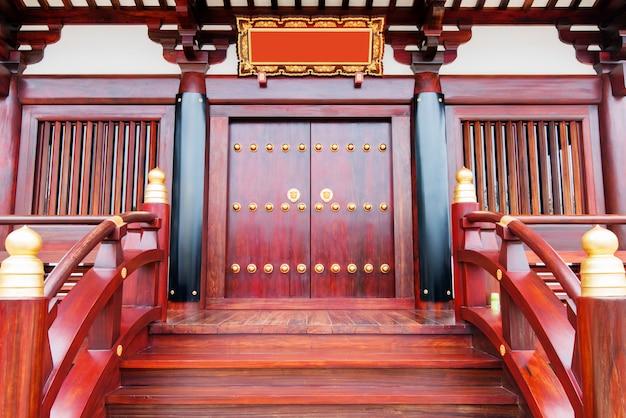 Tengwang pavilion, nanchang, traditional, ancient chinese architecture, made of wood.